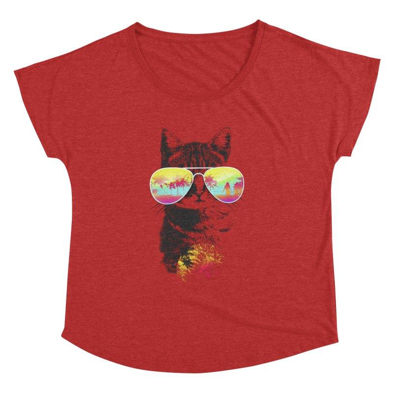 Cat Breeze Women's Dolman by Artemple Shop