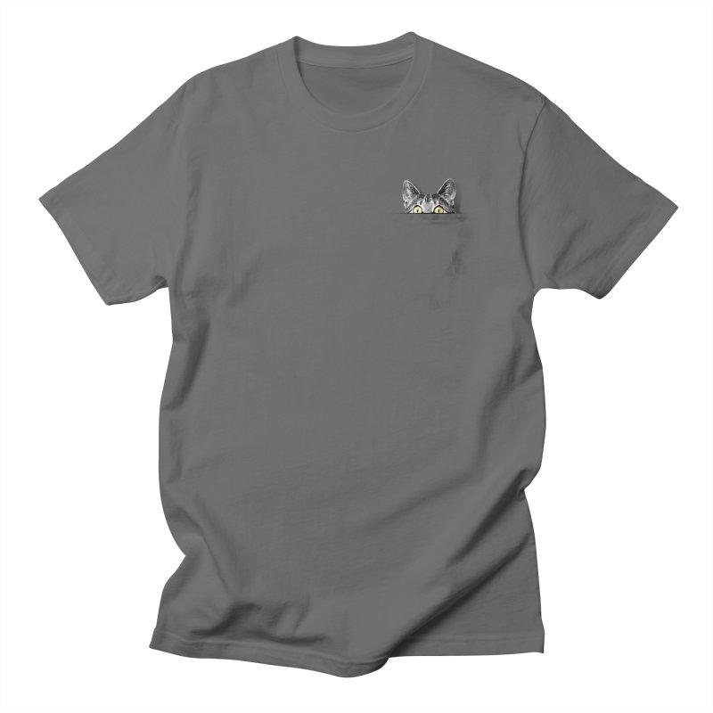 I've got a cat in my pocket Men's T-shirt by Artemple Shop