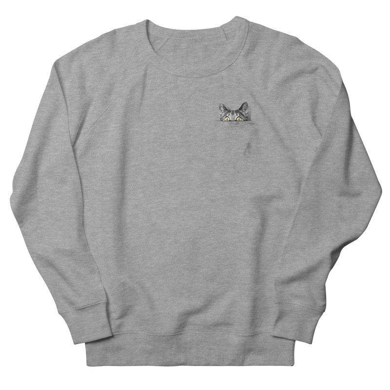 I've got a cat in my pocket Men's Sweatshirt by Artemple Shop