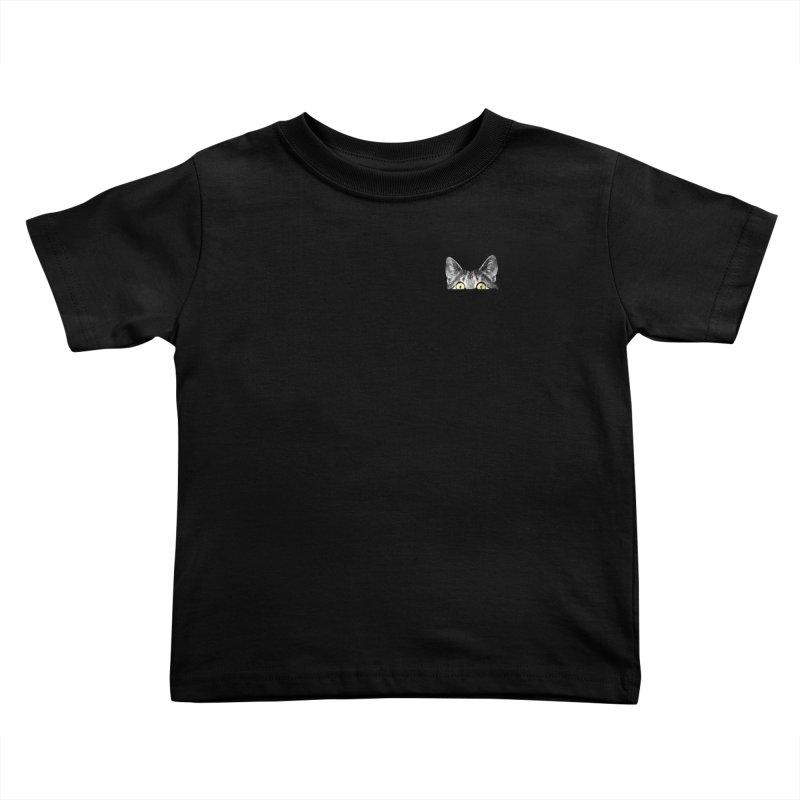I've got a cat in my pocket Kids Toddler T-Shirt by Artemple Shop