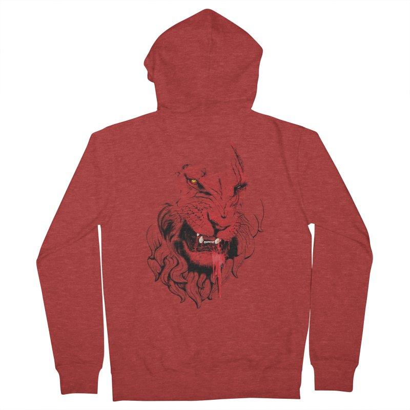 Goliath Men's Zip-Up Hoody by Artemple Shop
