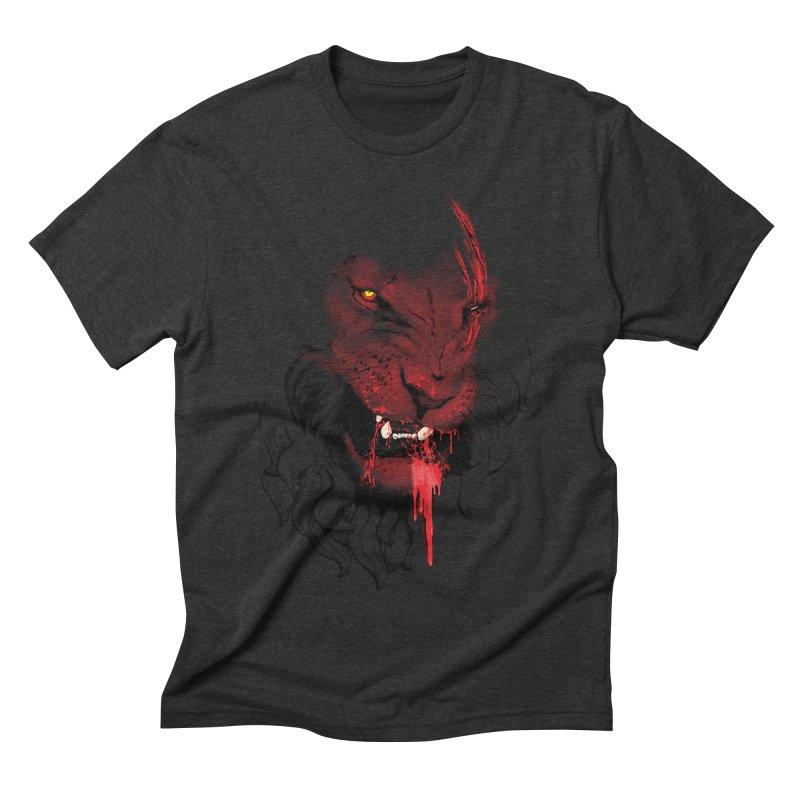 Goliath Men's Triblend T-shirt by Artemple Shop