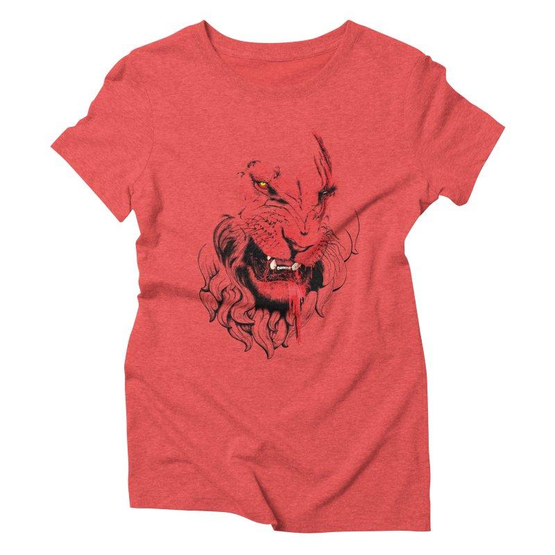 Goliath Women's Triblend T-Shirt by Artemple Shop