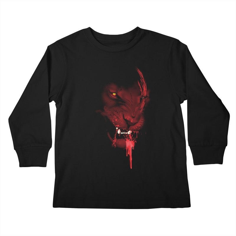 Goliath Kids Longsleeve T-Shirt by Artemple Shop