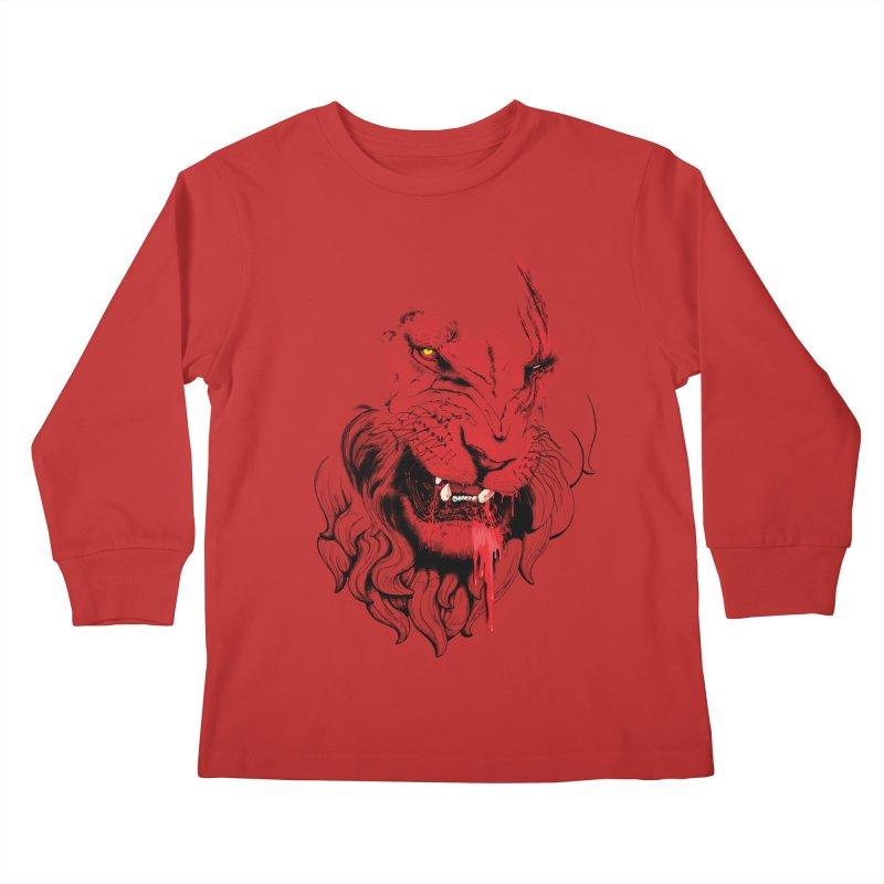 Goliath Kids Longsleeve T-Shirt by Artemple Shop