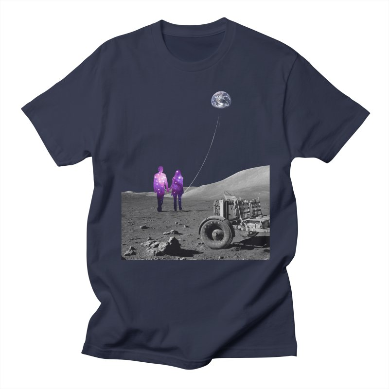 Moonwalk Men's T-Shirt by Artemple Shop