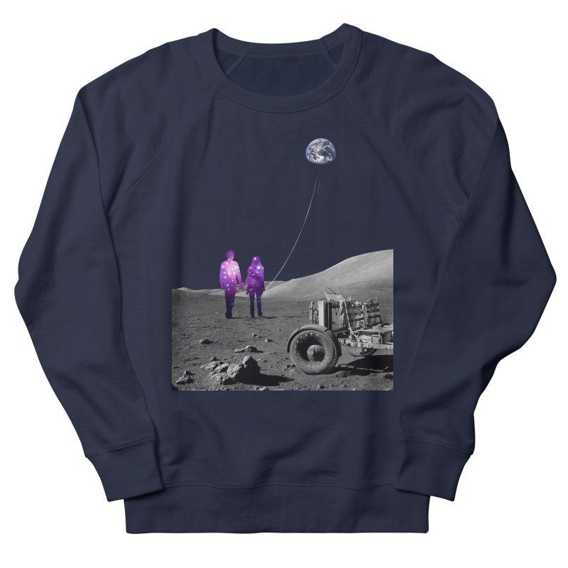 Moonwalk Men's Sweatshirt by Artemple Shop
