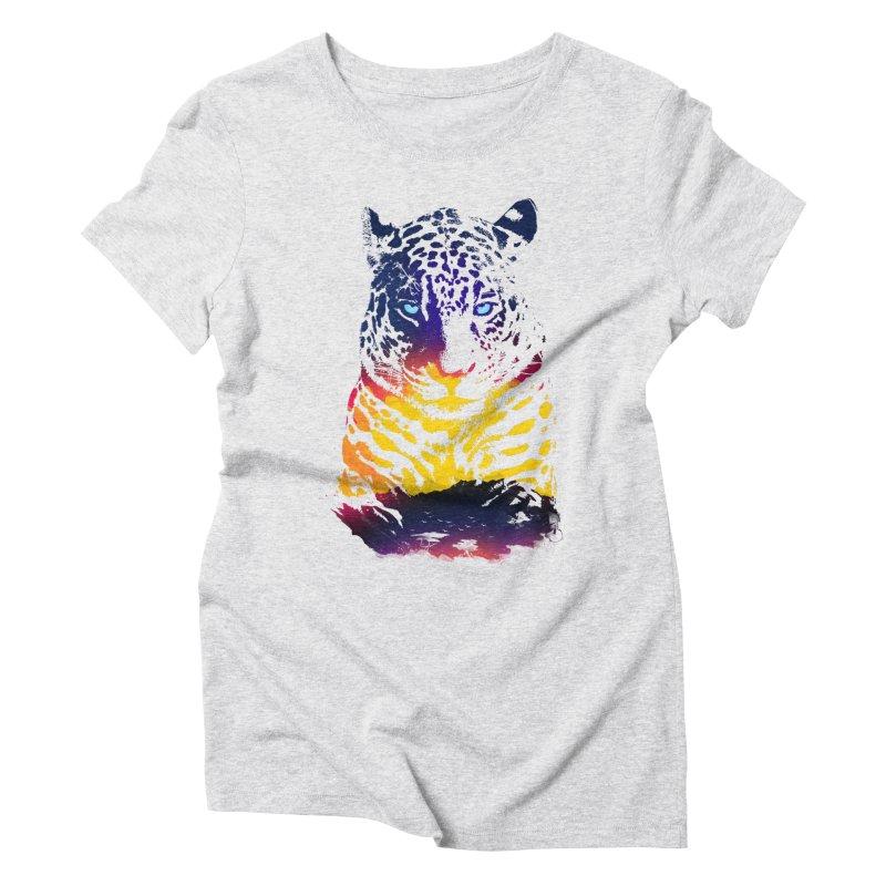 Savana Women's Triblend T-shirt by Artemple Shop