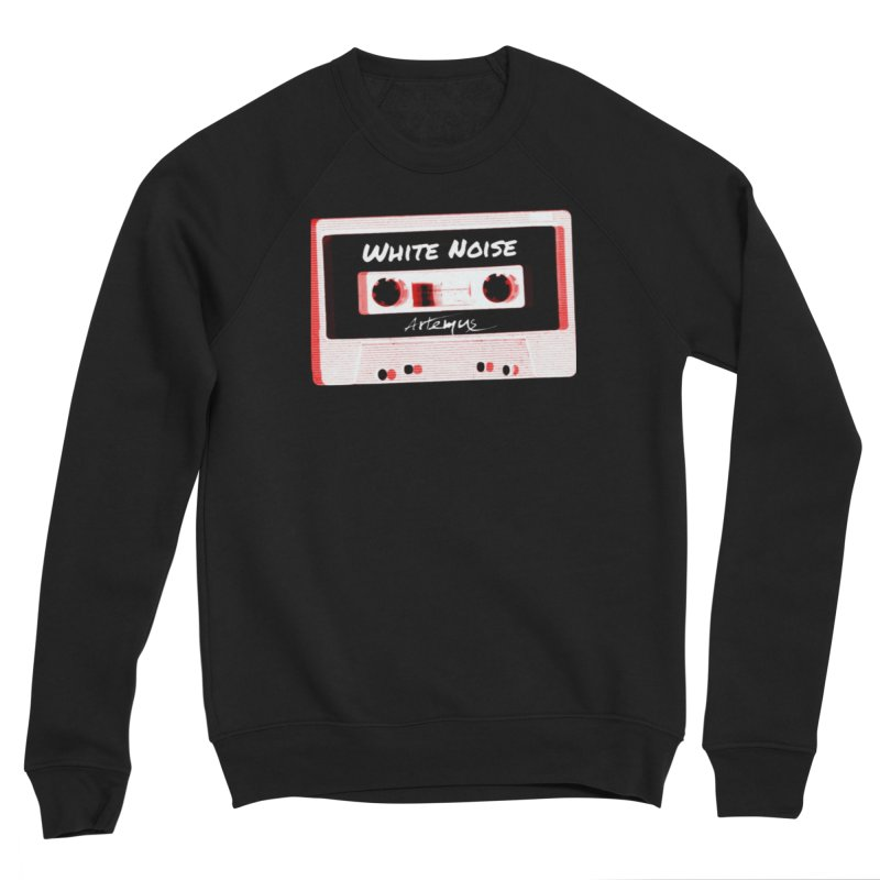 White Noise Women's Sweatshirt by The Official Online Shop for Artemus