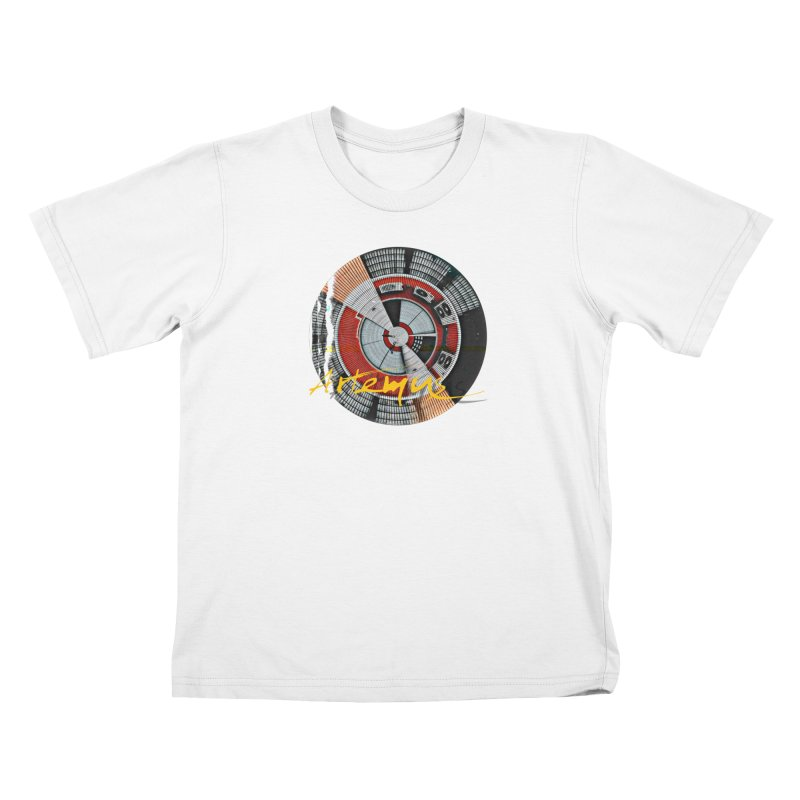 Phases Kids T-Shirt by The Official Online Shop for Artemus