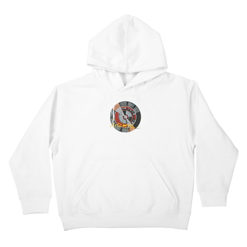 Phases Kids Pullover Hoody by The Official Online Shop for Artemus