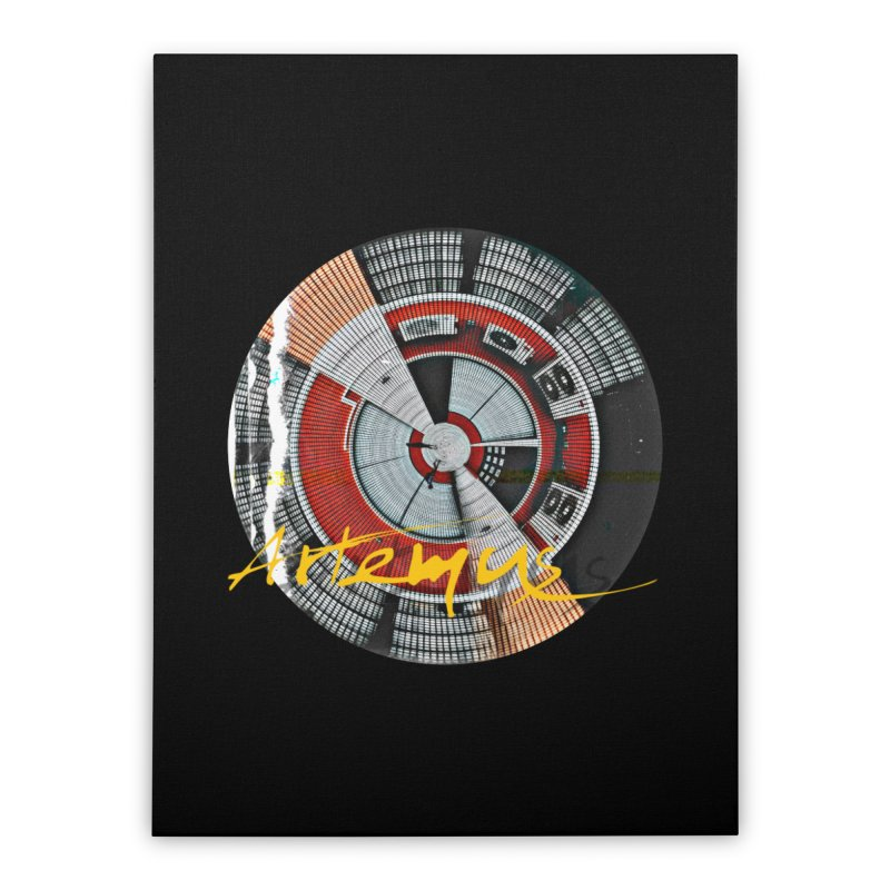 Phases Home Stretched Canvas by The Official Online Shop for Artemus