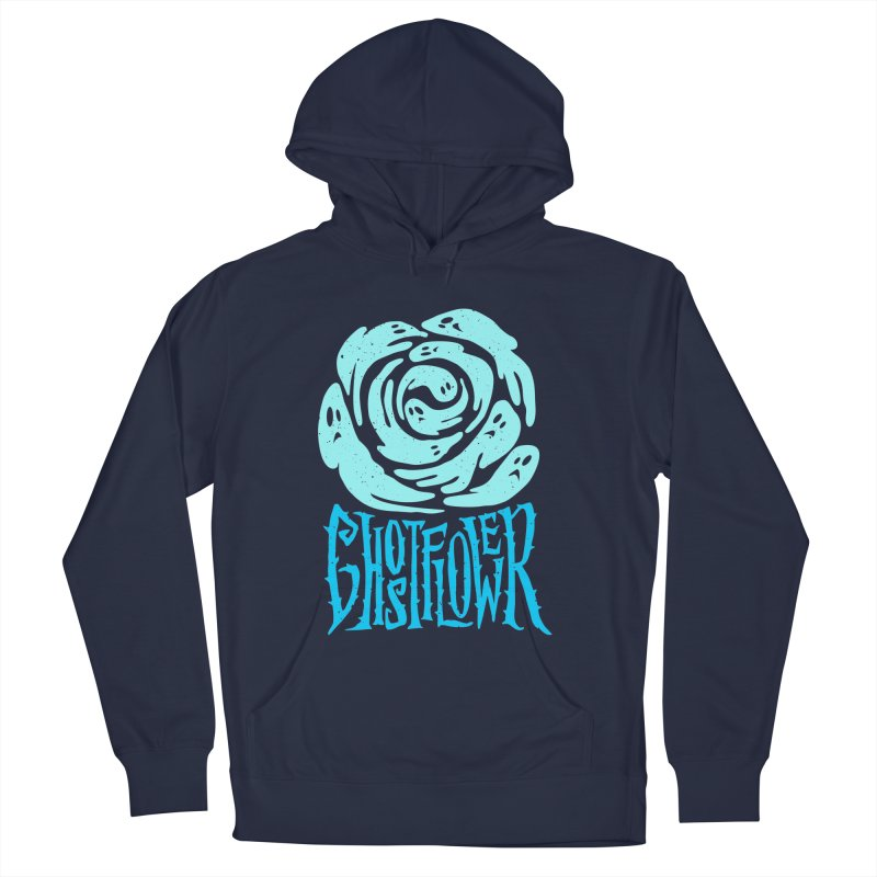 GhostFlower Women's Pullover Hoody by artfanat.shop