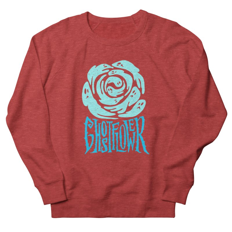 GhostFlower Men's Sweatshirt by artfanat.shop