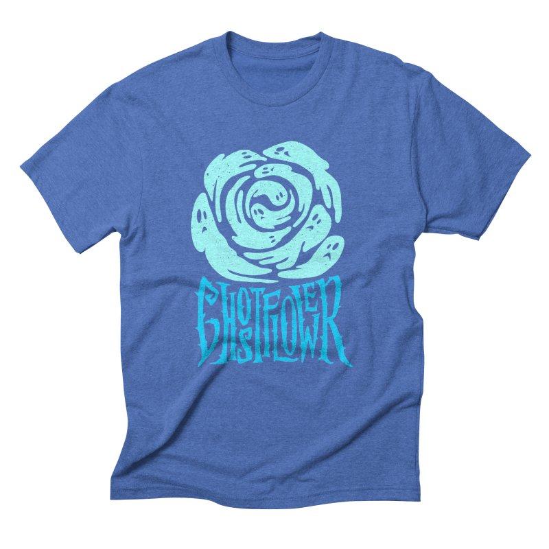GhostFlower Men's Triblend T-Shirt by artfanat.shop