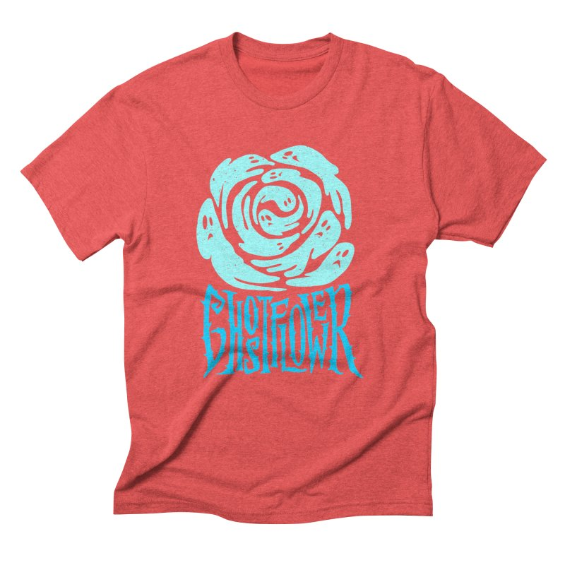 GhostFlower Men's Triblend T-Shirt by artfanat.shop