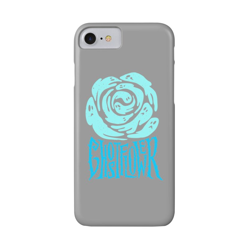 GhostFlower Accessories Phone Case by artfanat.shop