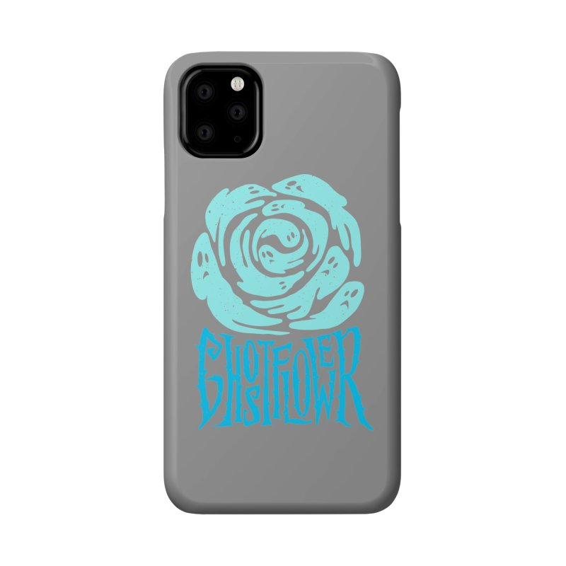 GhostFlower Accessories Phone Case by artfanat.shop