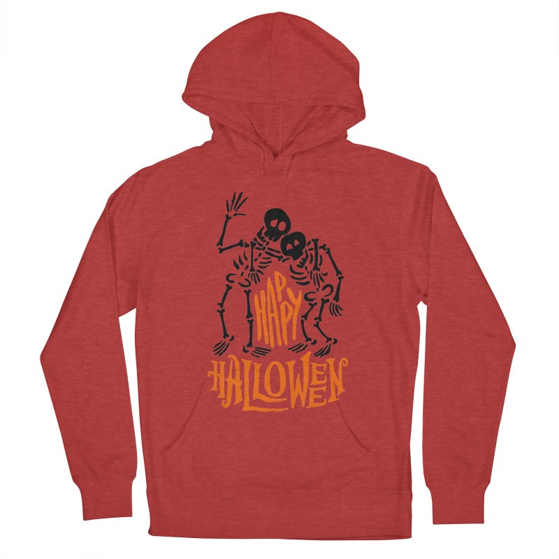 skeletons brothers  Men's French Terry Pullover Hoody by artfanat.shop