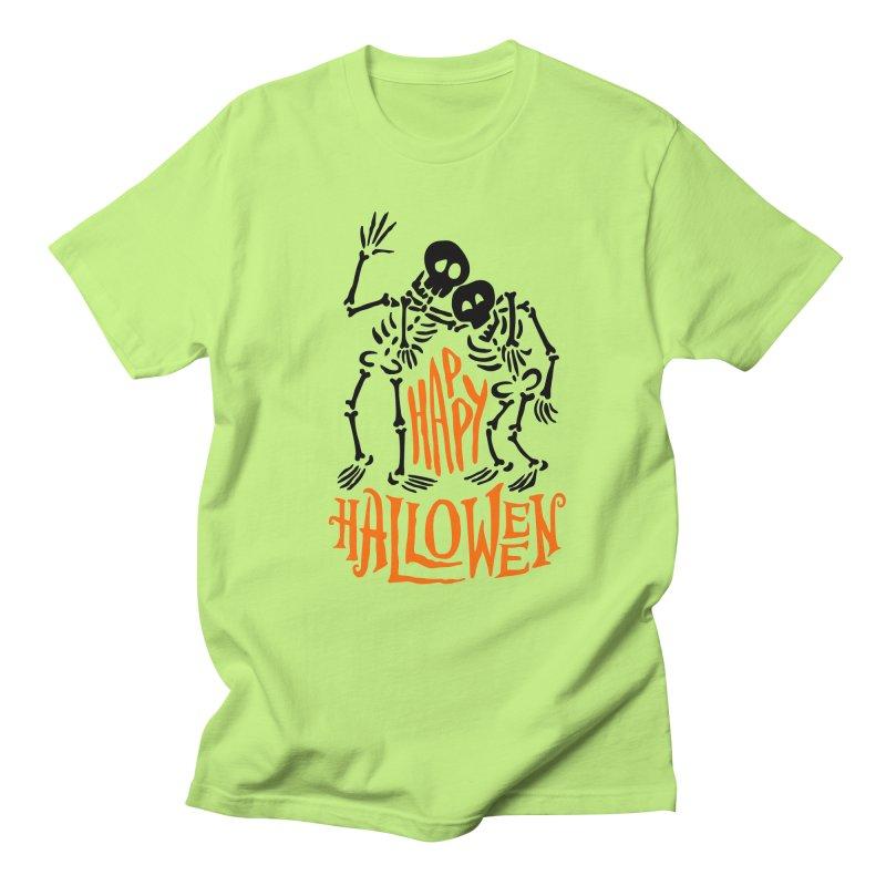 skeletons brothers  Men's T-Shirt by artfanat.shop