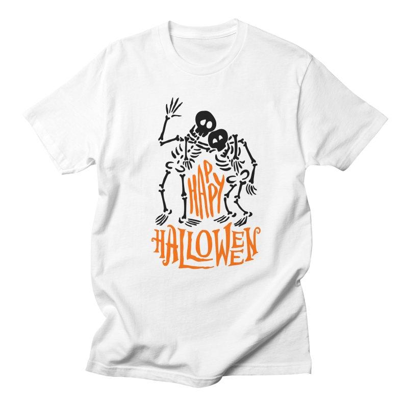 skeletons brothers  Men's Regular T-Shirt by artfanat.shop