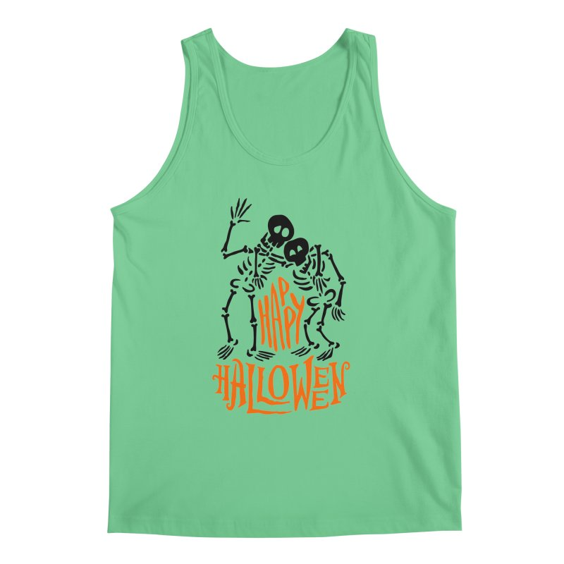 skeletons brothers  Men's Regular Tank by artfanat.shop