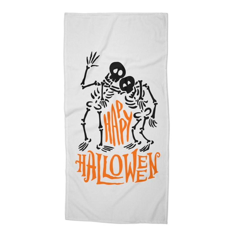 skeletons brothers  Accessories Beach Towel by artfanat.shop