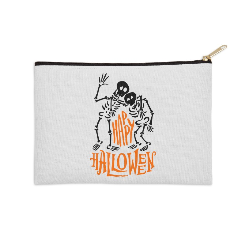 skeletons brothers  Accessories Zip Pouch by artfanat.shop