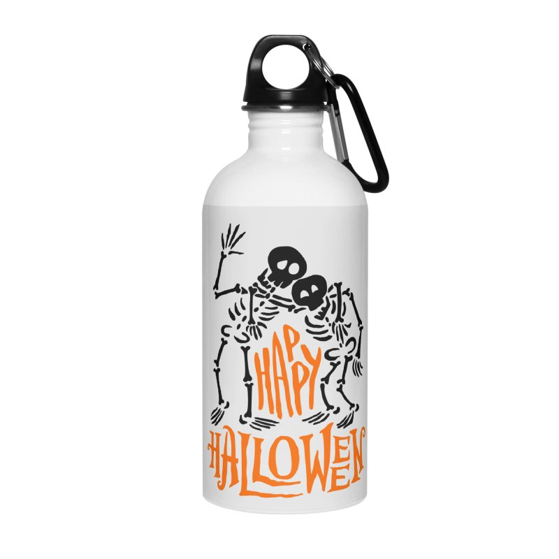 skeletons brothers  Accessories Water Bottle by artfanat.shop