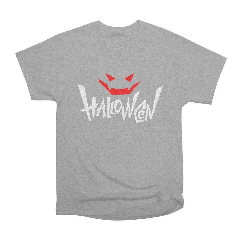 smile Men's Heavyweight T-Shirt by artfanat.shop
