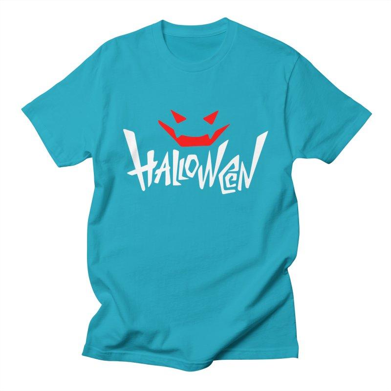 smile Women's Unisex T-Shirt by artfanat.shop