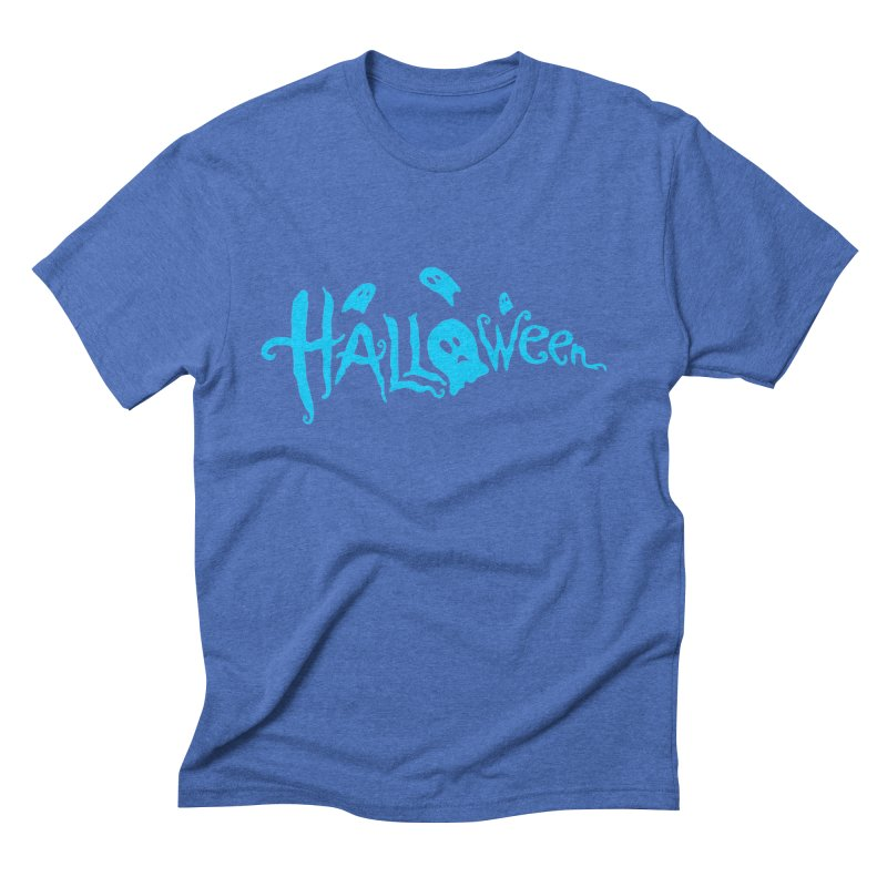 Ghost Men's T-Shirt by artfanat.shop