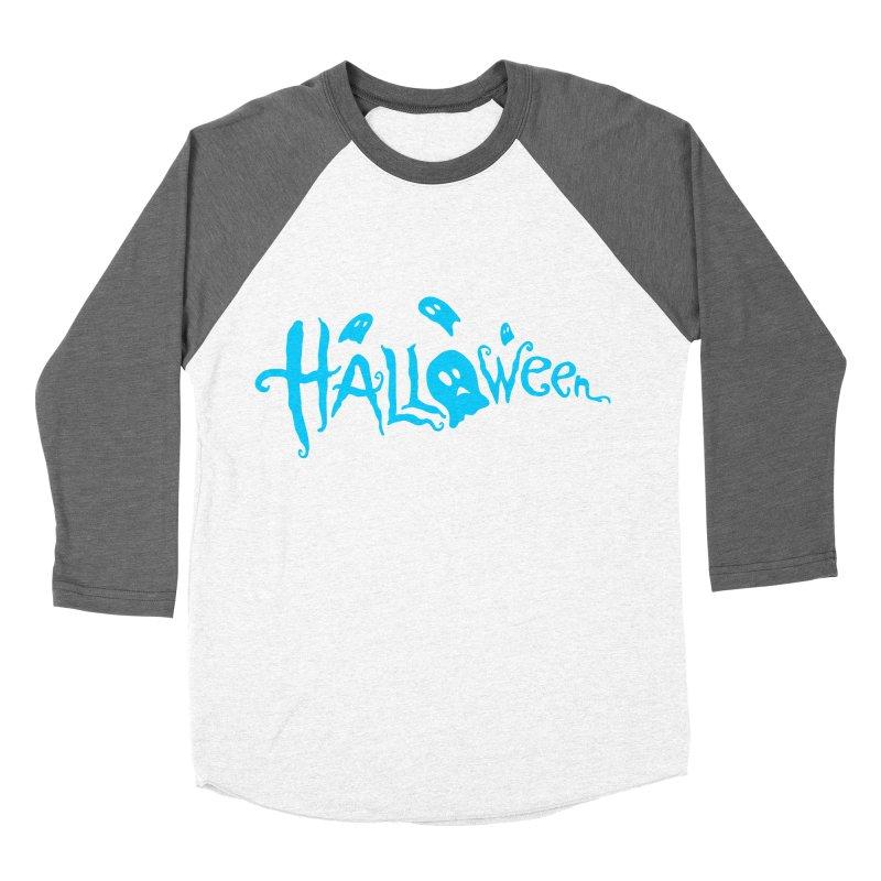 Ghost Women's Longsleeve T-Shirt by artfanat.shop