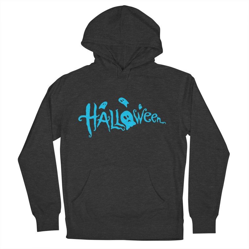 Ghost Men's Pullover Hoody by artfanat.shop