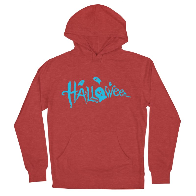Ghost Men's Pullover Hoody by artfanat.shop