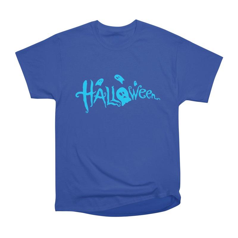 Ghost Men's Classic T-Shirt by artfanat.shop