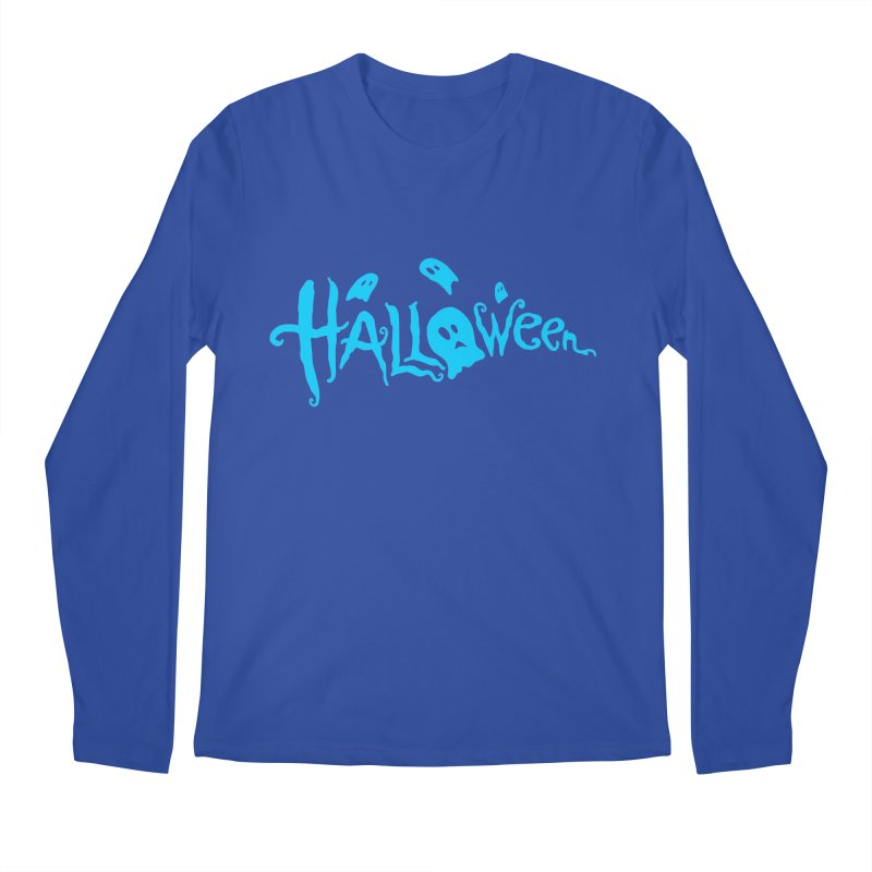 Ghost Men's Longsleeve T-Shirt by artfanat.shop