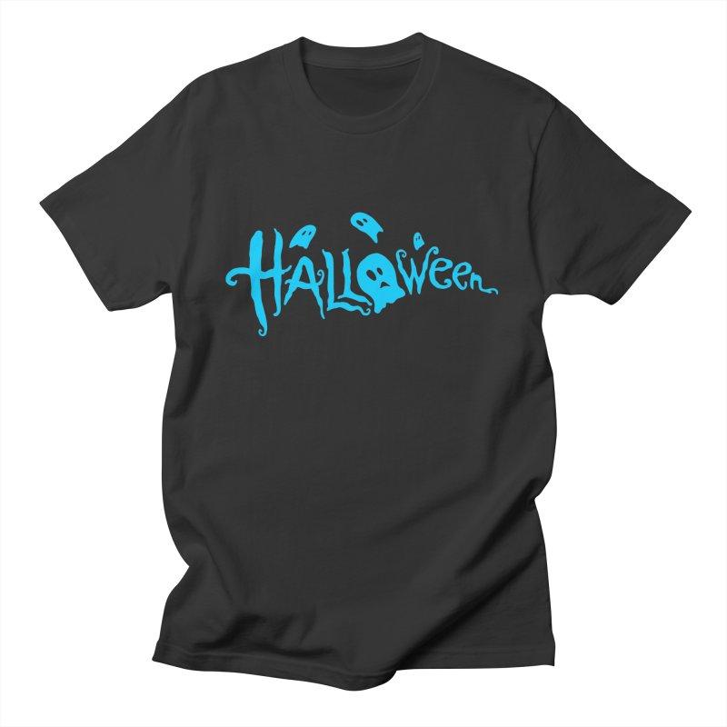 Ghost Women's Regular Unisex T-Shirt by artfanat.shop