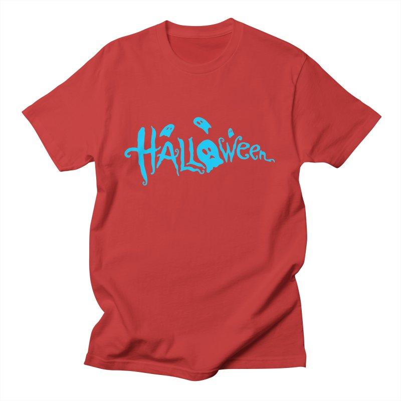 Ghost Men's Regular T-Shirt by artfanat.shop