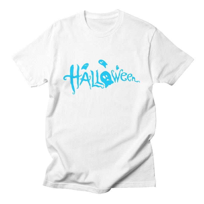 Ghost Women's Unisex T-Shirt by artfanat.shop
