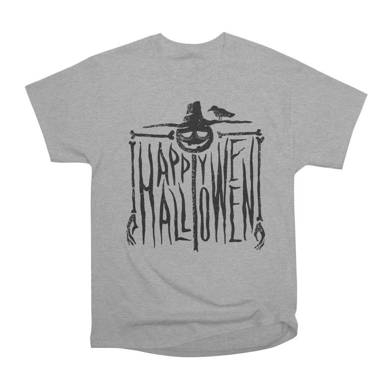 Scarecrow  Women's Classic Unisex T-Shirt by artfanat.shop