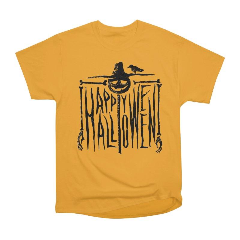 Scarecrow  Men's Heavyweight T-Shirt by artfanat.shop