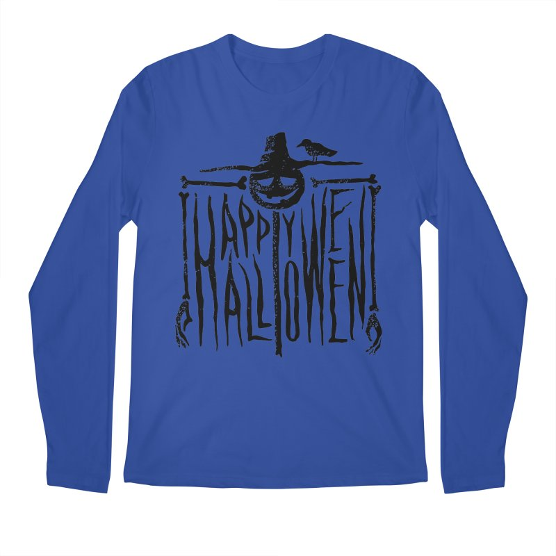 Scarecrow  Men's Regular Longsleeve T-Shirt by artfanat.shop
