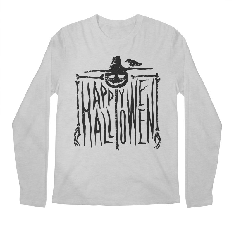 Scarecrow  Men's Regular Longsleeve T-Shirt by artfanat.shop
