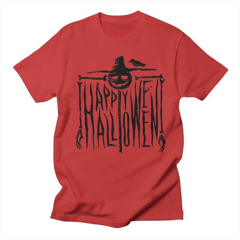 Scarecrow  Women's Regular Unisex T-Shirt by artfanat.shop
