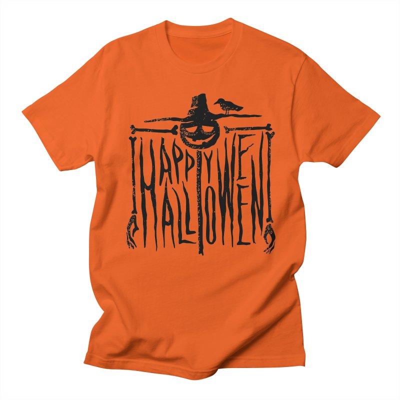 Scarecrow  Men's T-Shirt by artfanat.shop
