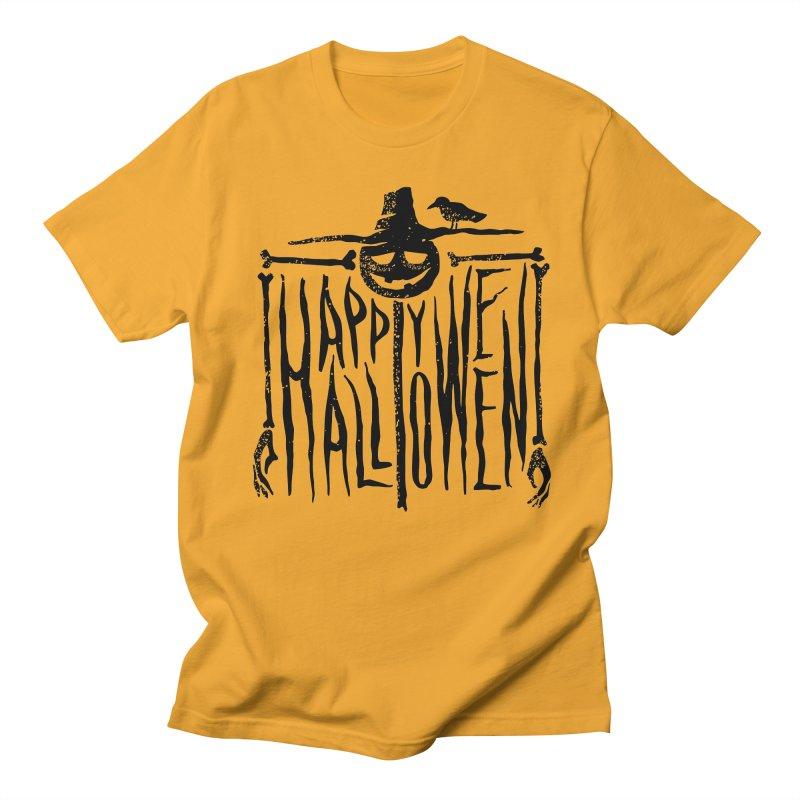 Scarecrow  Women's Unisex T-Shirt by artfanat.shop