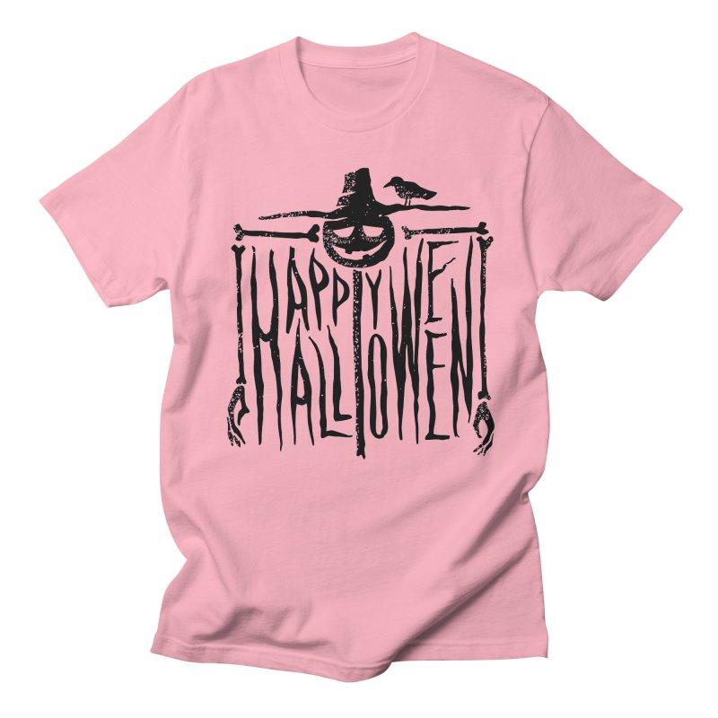 Scarecrow  Men's Regular T-Shirt by artfanat.shop