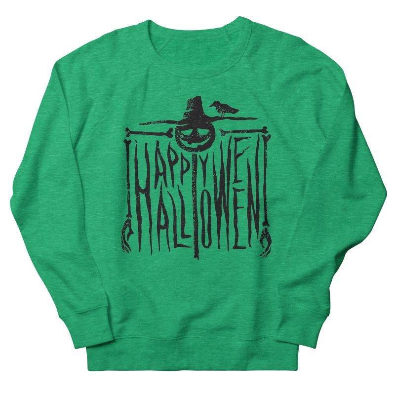 Scarecrow  Men's French Terry Sweatshirt by artfanat.shop