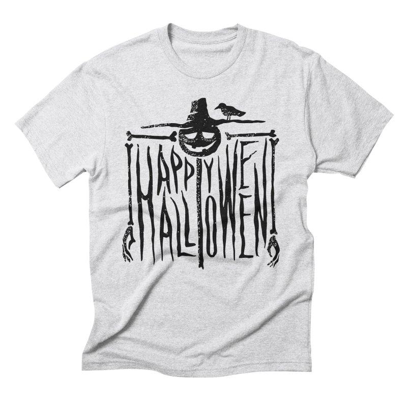 Scarecrow  Men's Triblend T-Shirt by artfanat.shop
